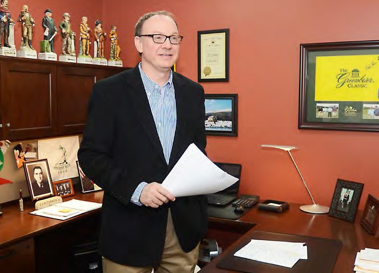 David McCormick at Omega Commercial Interiors
