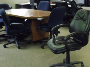 5 point chairs