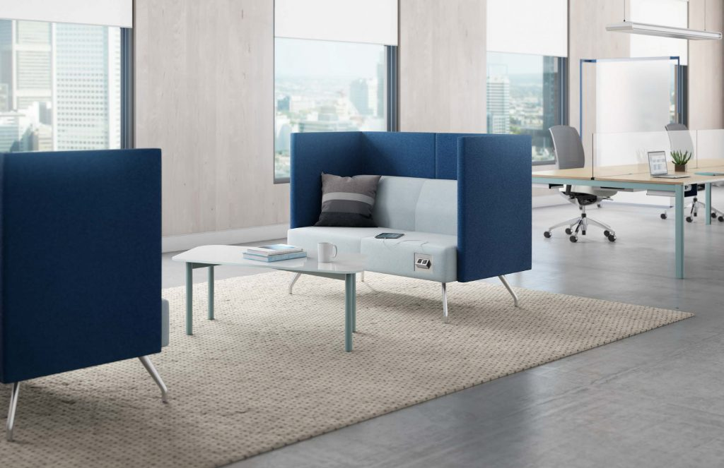Pairings, Wish and Kore Office Furniture by Kimball