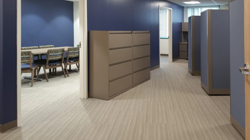 Organize your Workspace with Lateral Files by Kimball