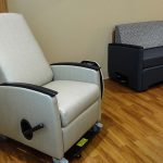 Patient Care Seating and Sleeper