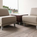 Commercial Office Furniture- Side Chairs and Table