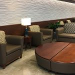 Hospital Lounge Area- Sectional Table