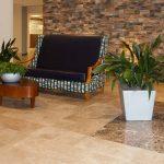 Hospital Main Lobby Semi-private Waiting Area