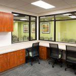 Hospital Reception- designers at Omega