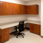 Hospital Nurses' Station- designers at Omega
