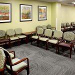 Hospital Waiting Area- designers at Omega