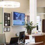 Bank designed by Omega Commercial Interior Designers