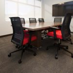 Bank-Conference and Office Furniture- Designed by Omega Commercial Interior Designers