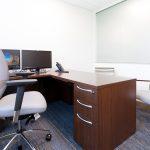 Office Desk / Corner Pedestals / Side Chairs