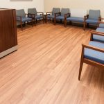 WVU Urgent Care- Secondary Waiting Area- Designed by Omega Commercial Interiors