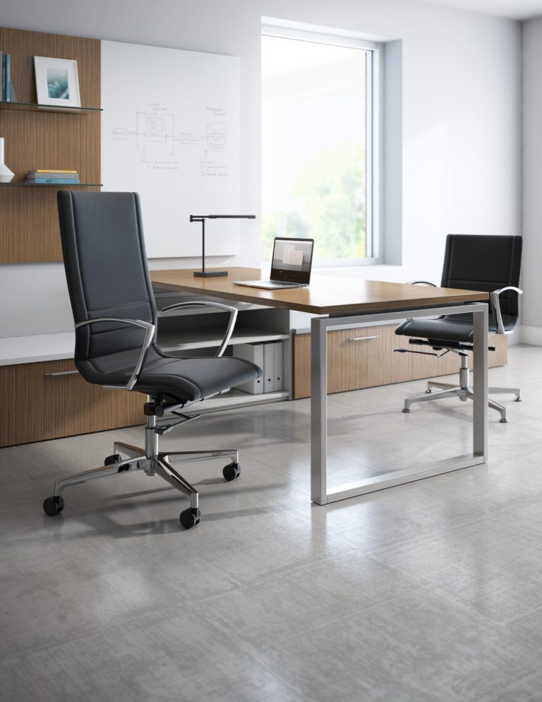 Niles Conference Chair by Kimball