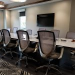 Kimball® Dock Conference with Wish Conference Chair