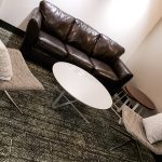 Delgado™ Side Chairs and Tessera™ Side Tables