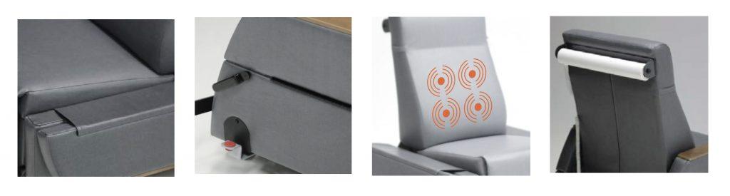 IOA Exam chair's latest technologies.