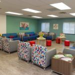 National® Swift™ Lounge Seating and Occasional Tables with HON® Flock™ Ottoman